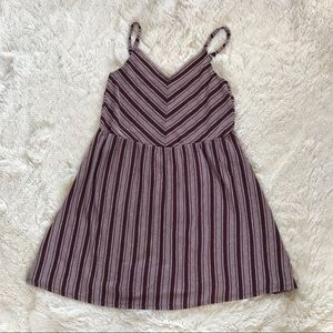 Universal Thread Striped Dress